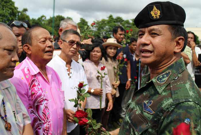 Coup leaders invite corruption complaints from Phuket | Thaiger