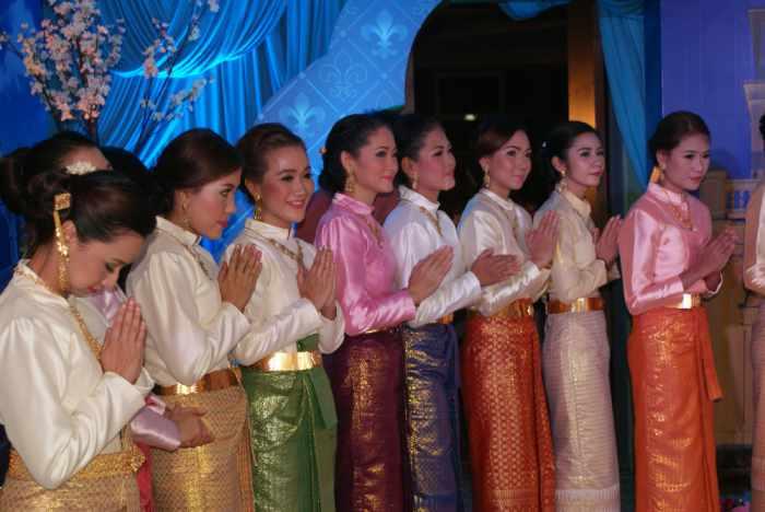 Today marks Thai Women's Day