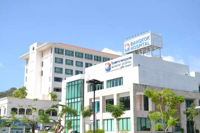 Bangkok Hospital Group seeks to stitch up Phuket market with B3.6bn PIH buyout | The Thaiger