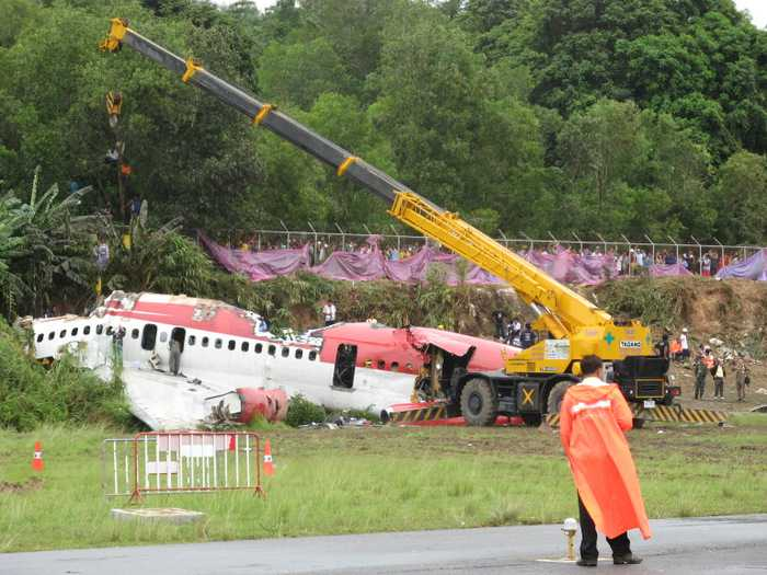 "Phuket's One-Two-Go air crash a disaster ""not to be remembered': airport officials 