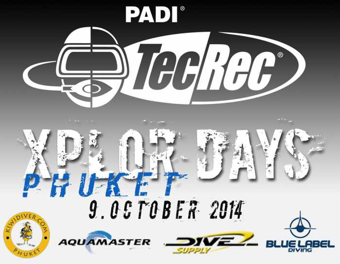 Phuket provides easy access to tech-diving world with PADI Tec Xplor Day | The Thaiger