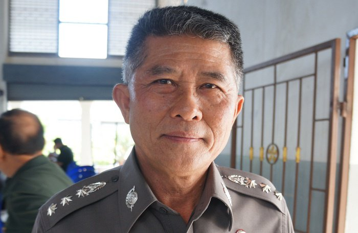 New top cop to focus on crime prevention | The Thaiger