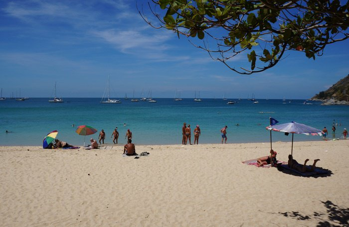 Phuket beach management plans delayed again | The Thaiger