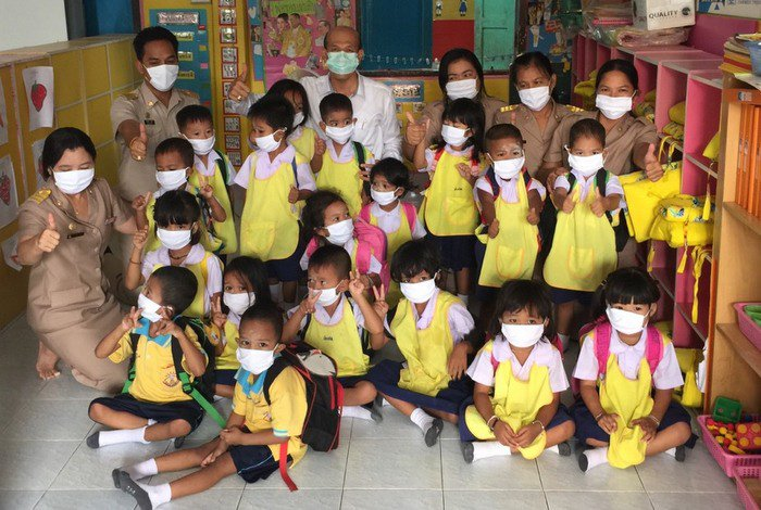 Officials issue health warning for Indonesian haze [video]   Thaiger