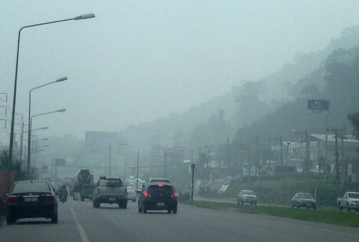Haze causes more delays for flights at Phuket Airport | The Thaiger
