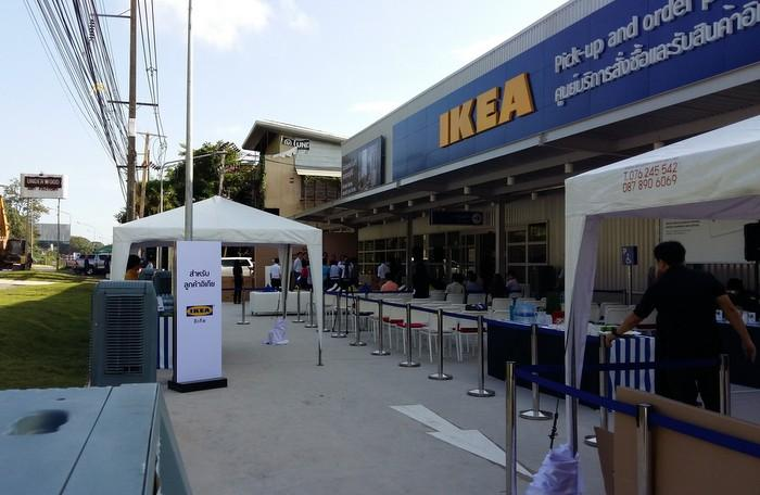 IKEA opens Asia's first Pick-up & Order Point in Phuket | The Thaiger