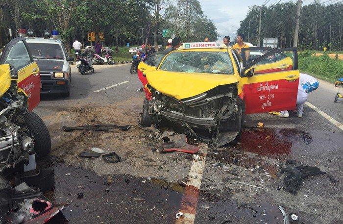 Gazette Accident One Car November