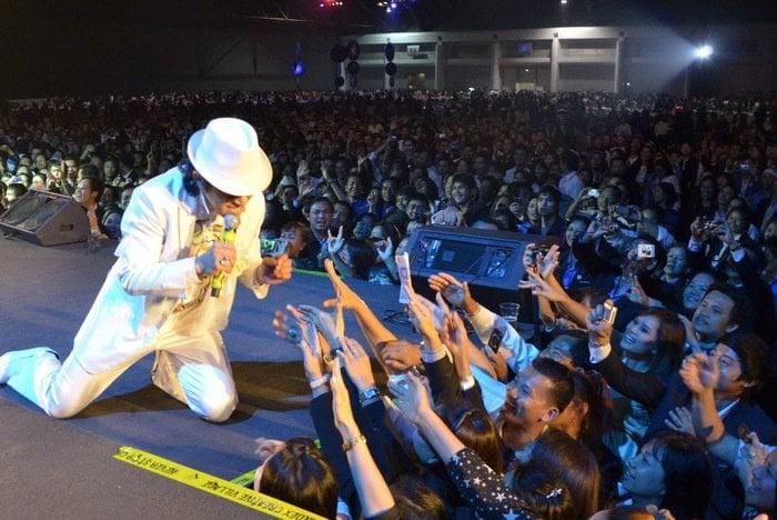 Star performers grace Phuket Food Fair [video] | Thaiger