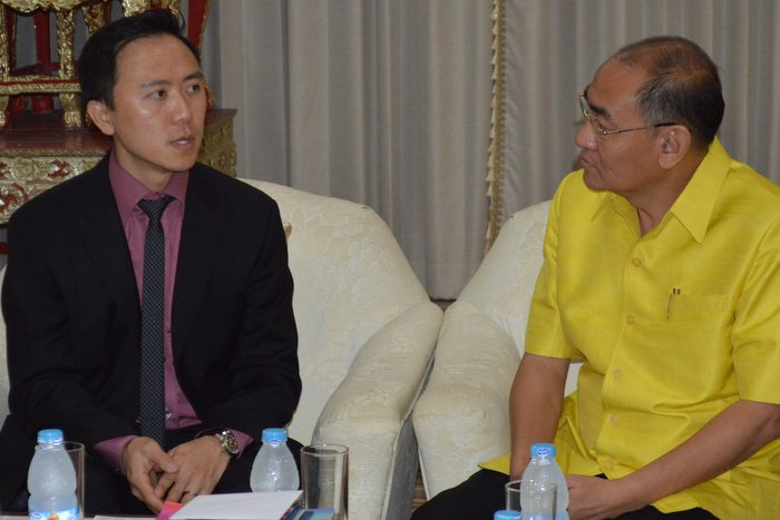 Singapore officials consider Phuket consulate | The Thaiger