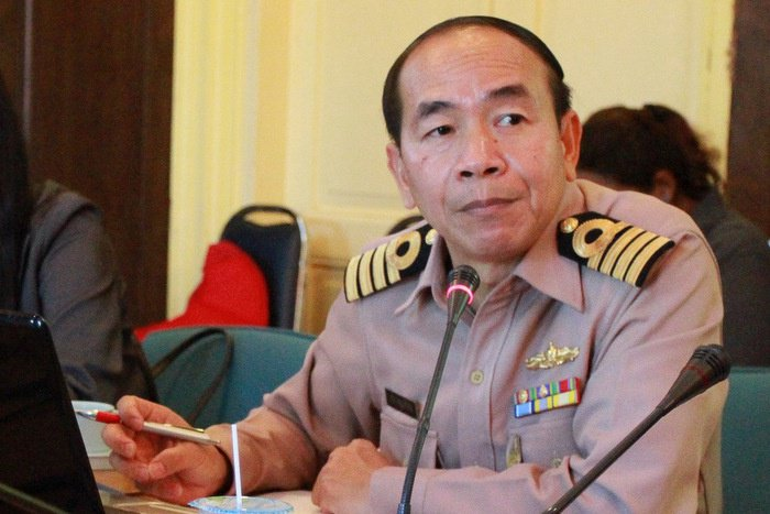 Dear Mr Vard, file a complaint – we'll take it from there, says Navy | The Thaiger