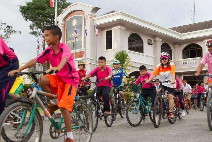 Kathu Bike Club doubles up on rides | The Thaiger