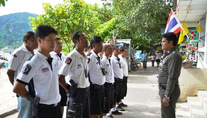 New, 'better-staffed' police station slated for Phi Phi Islands | The Thaiger