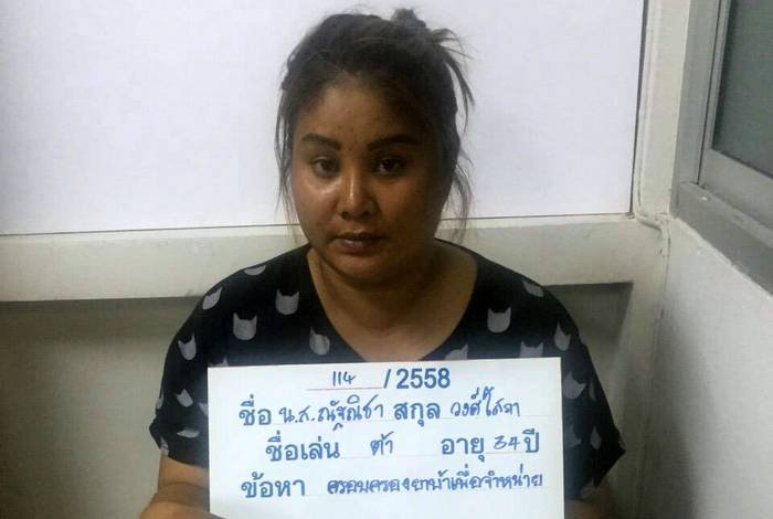 Meth-dealing mum busted in Phuket   The Thaiger
