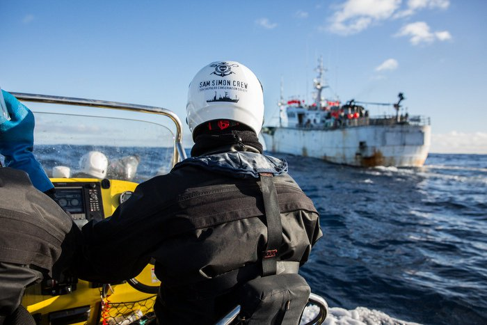 Netted: Phuket task force seizes pirate Southern Ocean trawler | Thaiger