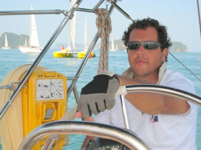 Phuket expat sailor Kevin Ashby dies from cancer, age 44 | Thaiger