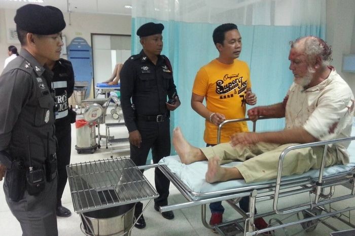 Aussie charged for fatal Phuket stabbing in court on Monday | Thaiger