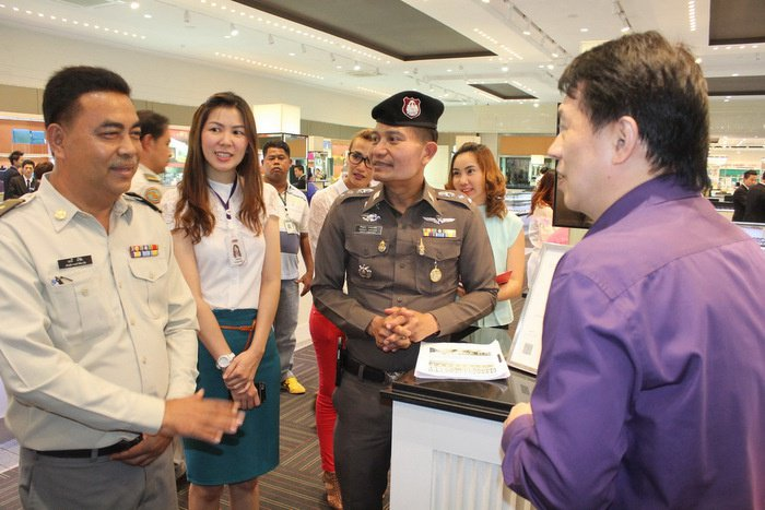 Police ramp up campaign against illegal ivory trade in Phuket | Thaiger
