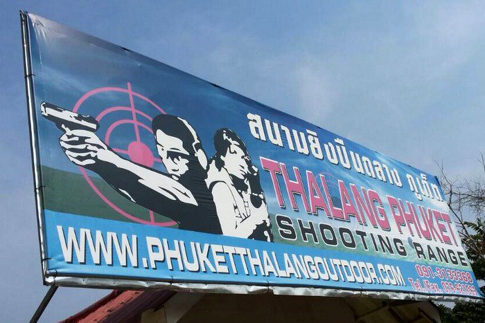 No further safety measures at shooting range after tourist kills self | The Thaiger