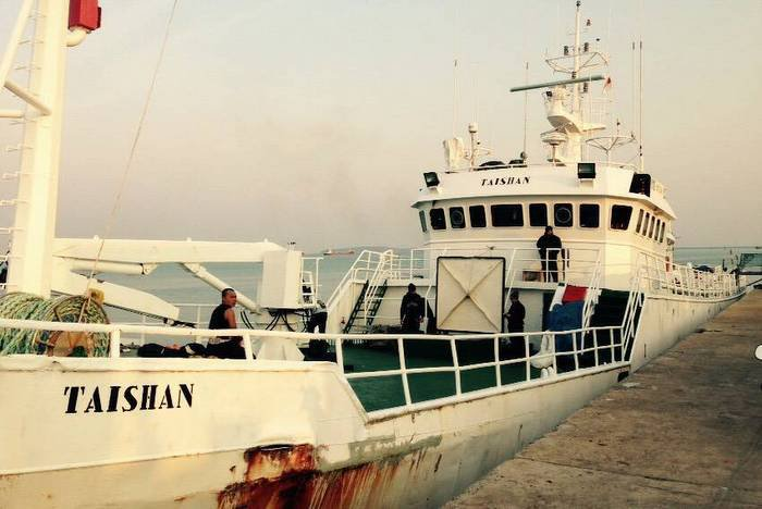 Phuket officials charge captain of illegal Antarctic toothfish vessel | Thaiger