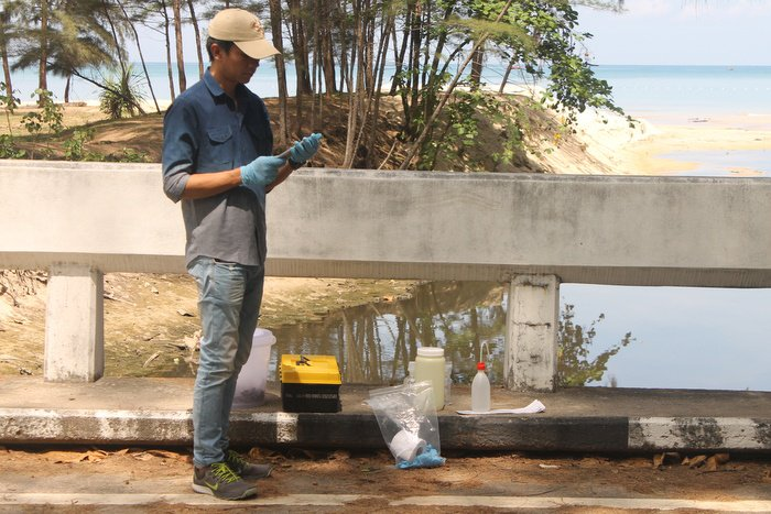 Video Report: Rank canal water not polluted wastewater, says Phuket official | The Thaiger