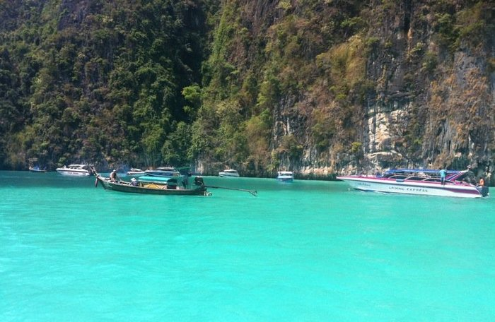 Korean tourist drowns off Phi Phi | The Thaiger