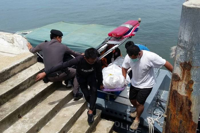 German tourist found hanging from tree on Phi Phi | The Thaiger