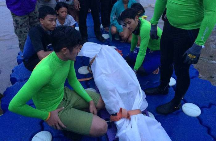 Boy drowns off Koh Sireh | The Thaiger