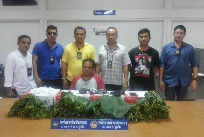 Post Office continues to deliver illegal drugs to Phuket   The Thaiger