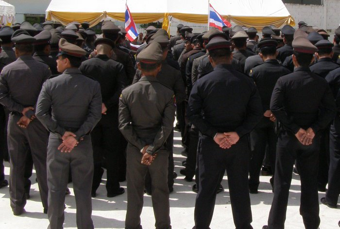 Island to get 200 new police officers | The Thaiger