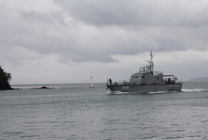 Missing Phuket fishing crew all safely rescued | The Thaiger