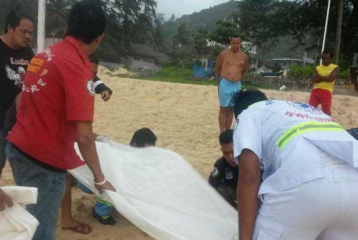 Tourist drowns at Kata Noi Beach | The Thaiger