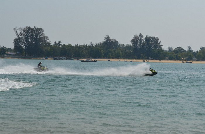 Jet-skis to rule roost for high season | The Thaiger
