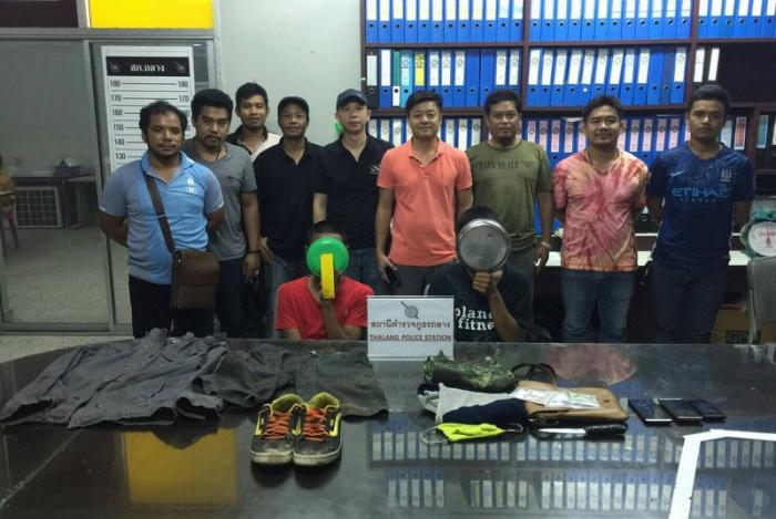 Teens arrested for bypass stabbings, robberies | The Thaiger