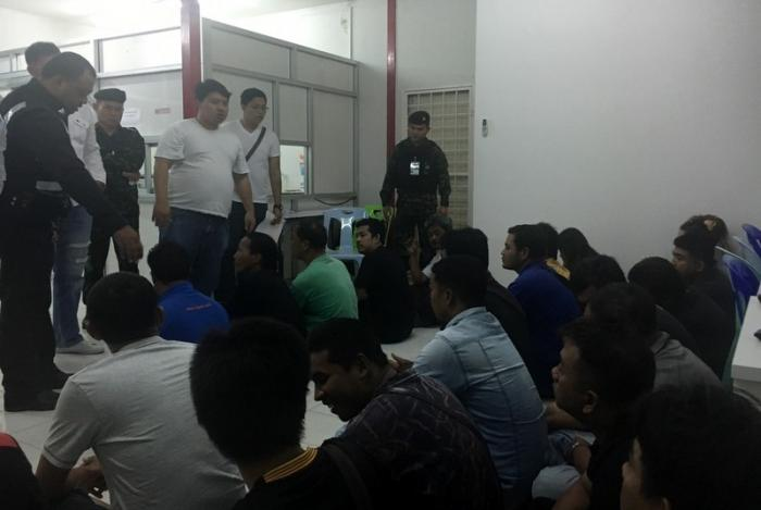 Another gambling ring busted in Phuket   The Thaiger