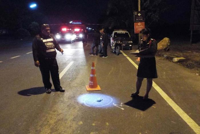Police officer's son shot dead, suspect on the run | The Thaiger