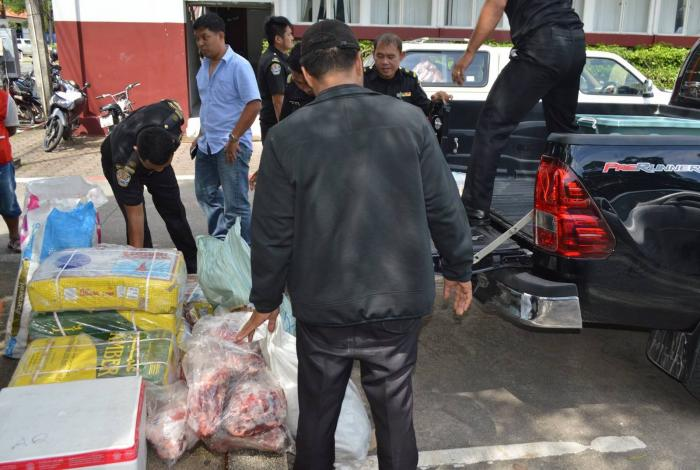 Illegal Indian meat seized in Phuket | The Thaiger