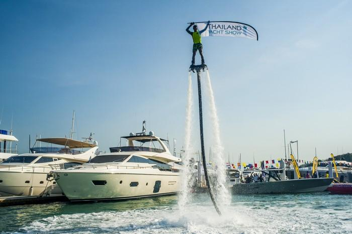 Thailand Yacht Show organizers push to make Thailand Asia's marine hub | The Thaiger