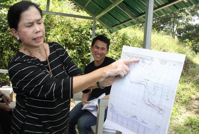 Freedom Beach land battle heats up | The Thaiger
