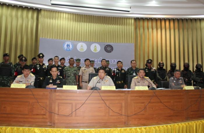 Top officials discuss major Phuket woes   The Thaiger