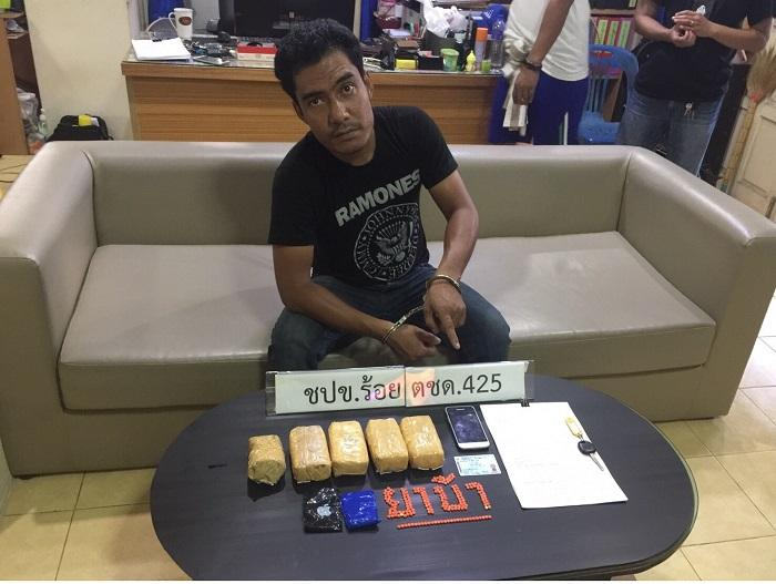 Songkhla to Phuket drug line busted | The Thaiger