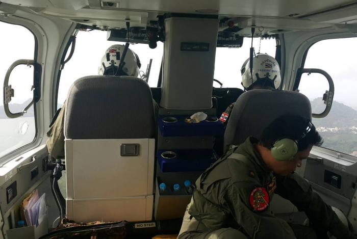 RTN still searching for missing Russian in Similan | The Thaiger