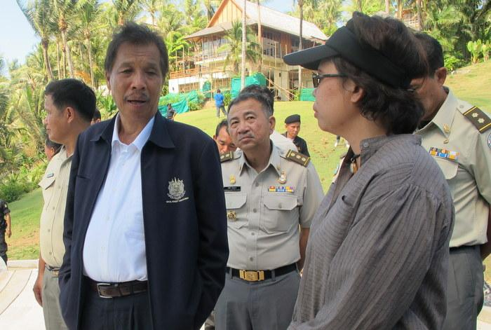PM informed: B50bn of national park land allegedly stolen by officials | Thaiger