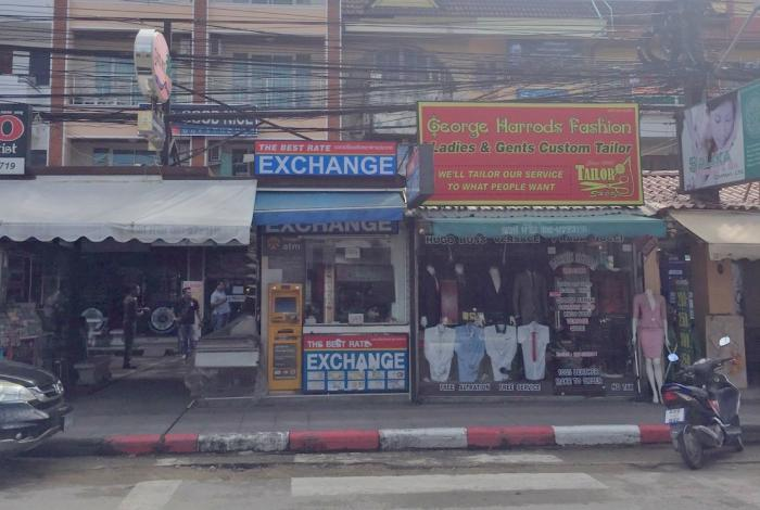 Man arrested for stealing 80,000 baht in coins | The Thaiger