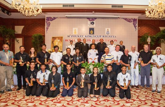 True breeze brings King's Cup Regatta to a close on high note | The Thaiger