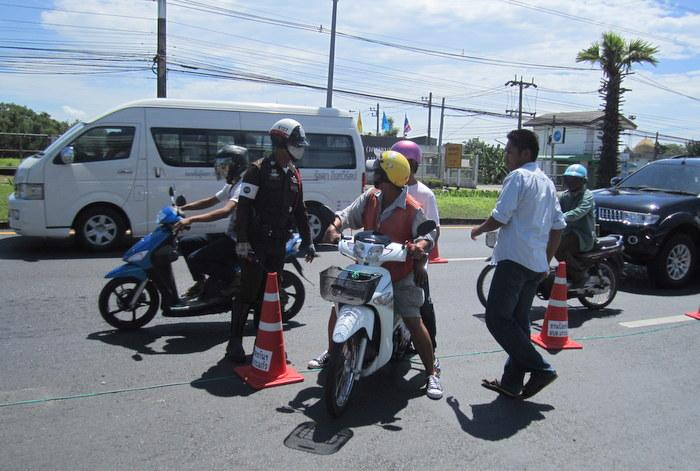 No Phuket road-deaths in day four of campaign | The Thaiger