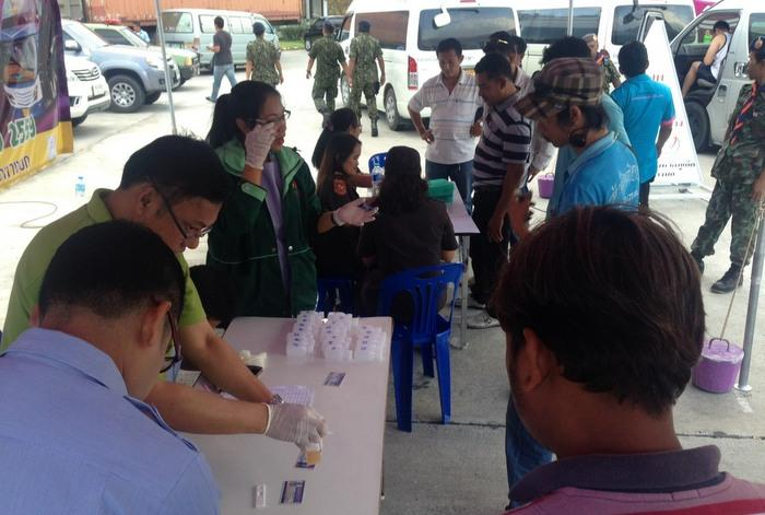More than 20 Phuket bus drivers arrested for drug use | The Thaiger
