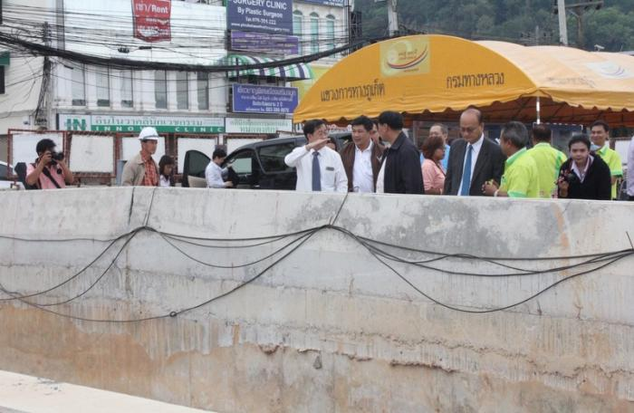 Samkong Underpass to be closed for opening ceremony | The Thaiger