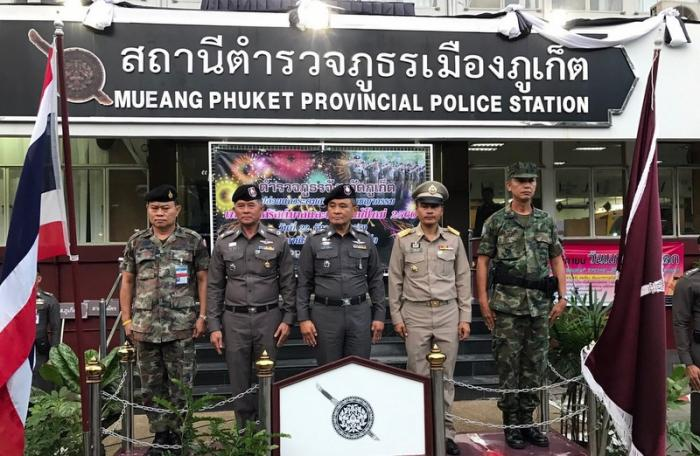 Phuket Police beef up security over holiday period | The Thaiger