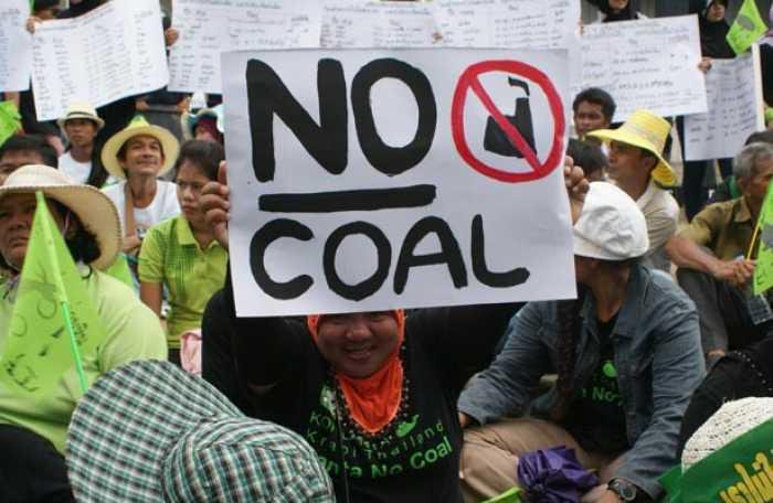 Public, private sectors unite against coal-fired power plant   The Thaiger
