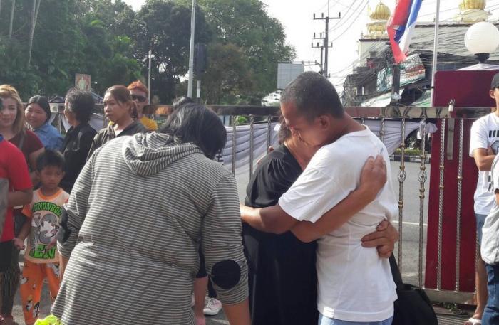 Phuket prisoners released on Royal pardon | The Thaiger